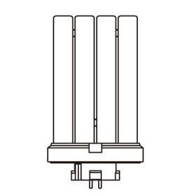 投光Fライト(54W形) 交換用ランプ