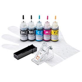 詰め替えインク BCI-380/XKI-N10PGBK・381/N11BK・C・M・Y用 [INK-C380S30S5]