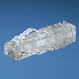 TX6 PLUS 【平日14時まで即日出荷】モジュラープラグ カテゴリ6(100個入)