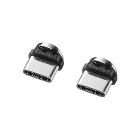 Magnet脱着式USB Type Cコネクタ部品セット [KU-MMG-C3K] (KU-MMG-C3K)