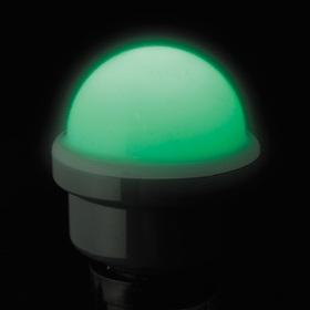 LEDサイン球(散光タイプ) [P18SW-E2601-G]