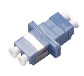 光ファイバーアダプター LC-LC・シングルモード・デュプレックス