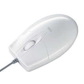 有線ブルーLEDマウス(USB-PS/2変換アダプタ付き) 有線ブルーLEDマウス(USB-PS/2変換アダプタ付き)