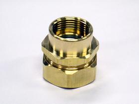 コンジット用コネクタ RCC型 (コンビネーションストレートコネクタ) 厚鋼電線管用 RCC-110