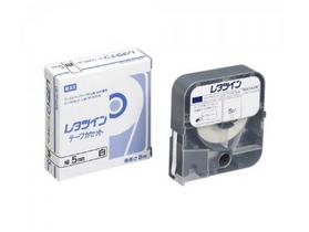 レタツイン用テープカセット 【平日15時まで当日発送】LM-TP305W 白 (5mm幅/8m巻)