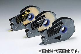 ラベルテープカセット TM-LBC12Y 黄 (12mm幅)