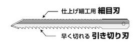 ボードカッター 替刃(両刃)