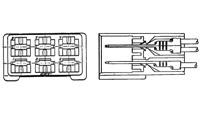 ファストン端子 171433-1 (10個入/袋) (171433-1)