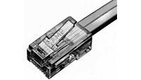 モジュラープラグ 5-554720-3 (10個入/袋) (5-554720-3)