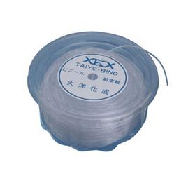 ビニール製結束線(パックレース) φ1.5mm (100m巻)