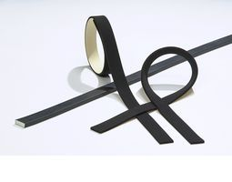 ラバースポンジ 天然ゴム (厚さ:3mm/幅:30mm)