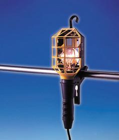 ハンディクリップランプ 60W耐震電球