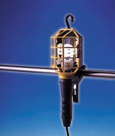 ハンディクリップランプ 14W形電球形蛍光ランプ