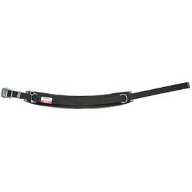 柱上安全帯用ベルト(スライドバックルタイプ) 柱上安全帯用ベルト(スライドバックルタイプ)Lサイズ 黒