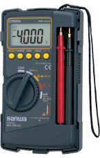 デジタルマルチメータ ケース一体型 (CD800a)