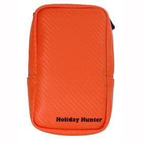 ホリデーハンター (Holiday Hunter) クッションポーチ M (オレンジ)