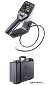 先端可動式工業用内視鏡 ビデオインスペクター3D