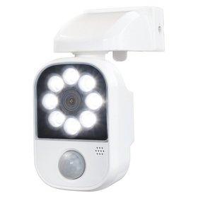 充電式センサーライト アラーム付き (DLC-2T100AR)