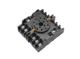 丸型接続ソケット (PFA 表面接続) 14ピン