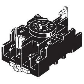 丸型接続ソケット (PFA 表面接続) 8ピン (縦幅93mm) (8PFA1)