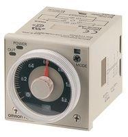 ソリッドステート・タイマ 電源オフディレータイマ (強制リセットなし) (8ピン) (時間仕様: 0.05~12min) (アナログタイマ)