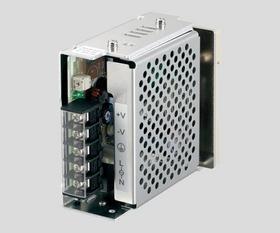 スイッチング・パワーサプライ (DINレール取付・オープンタイプ) (容量: 50W) (出力: 24V・2.2A)