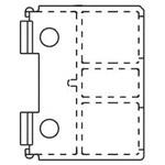 端子カバー サーキットプロテクタ用