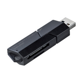 SDカードリーダー USB3.0