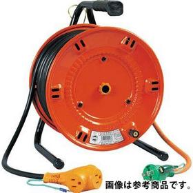 延長コード型ドラム(びっくリール) 20m 電工ドラム NL-20S 屋内型