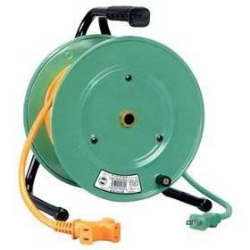 延長コード型ドラム(びっくリール) 20m 電工ドラム RSA-20S 屋内型