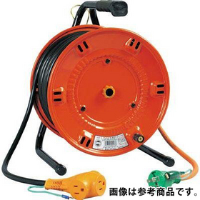延長コード型ドラム(びっくリール) 30m 電工ドラム NL-EK30S 屋内型