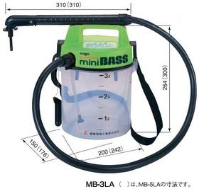 バッテリー自動給水装置 ミニバス バッテリー自動給水装置 3L