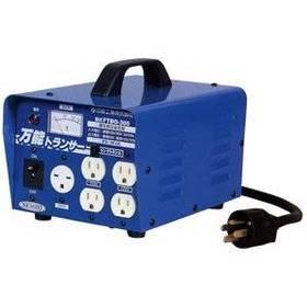 昇圧・降圧自在型トランス FTBO-300 屋内型/入力手動切替式/連続定格