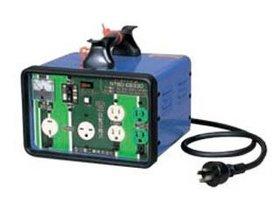 昇圧・降圧自在型トランス NTBO-EB330 屋内型/入力自動切替式/連続定格