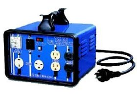 昇圧・降圧自在型トランス TBO-300 屋内型/入力手動切替式/連続定格
