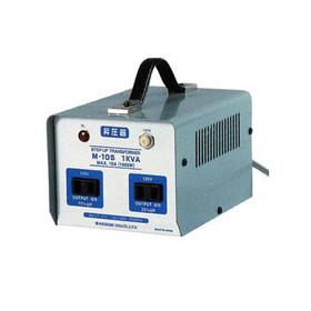 昇圧専用トランス M-10S 屋内型/2時間定格