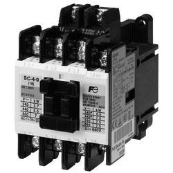 標準形電磁接触器 (ケースカバーなし) (SC-N3/G DC24V)