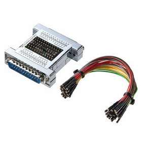 RS-232Cミニワイヤリング AD10-25