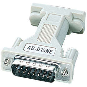モニタ変換アダプタ AD-D15NE (AD-D15NE)
