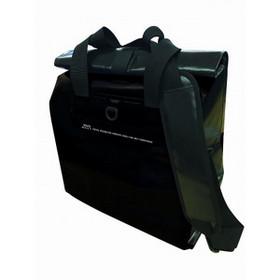 ZAT 無縫製バック バック トートタイプラージ ブラック