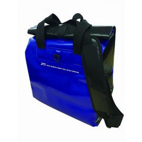 ZAT 無縫製バック バック トートタイプラージ ブルー