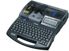 ケーブルIDプリンター MK2600 (※Mk2500後継機種)