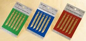 ソーブレード バイメタルジグソー替刃 (5枚パック)